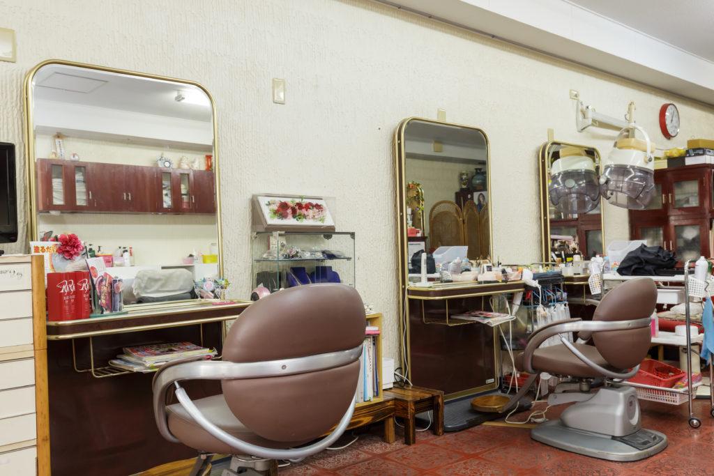 シルバー美容室の強み